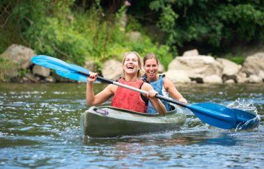 RHM BuitenSport - La Roche et Gouvy-Parcours challenge tot Provincie Luxemburg