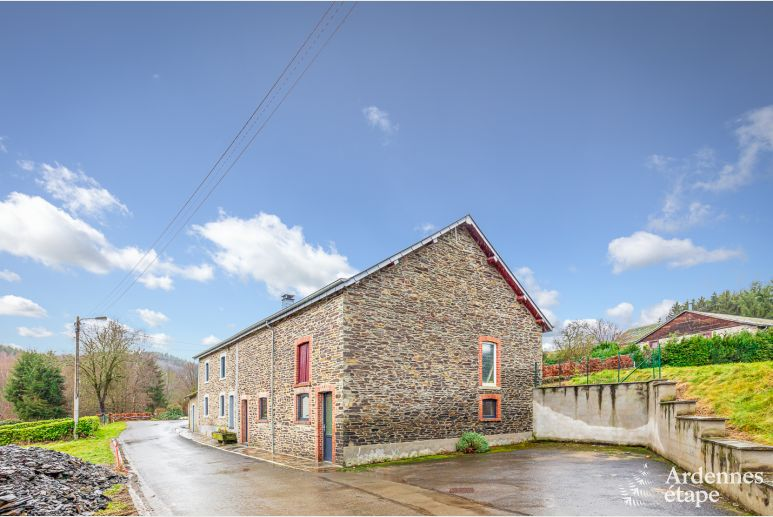 Cottage in Achouffe voor 6 personen in de Ardennen