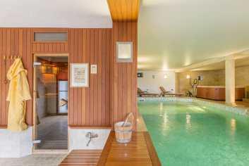 Prachtig en stijlvol vakantiehuis met luxueuze wellness te huur in Amel