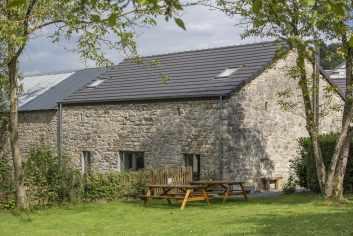 Luxe en comfort voor 8 personen in een gerenoveerd huis in Aywaille