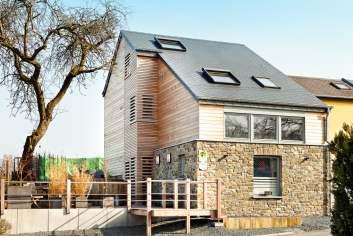 Moderne, luxueuze vakantiewoning voor 8 personen te huur in Bastenaken