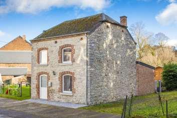 Charmant vakantiehuis voor 4 personen in Beauraing
