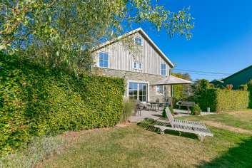 Pittoreske cottage met sauna en tuin voor 8 personen te huur in Bertrix