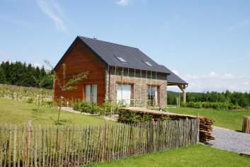 Zeer comfortabel vakantiehuis met knap uitzicht te huur in Bouillon