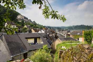 Vakantiehuis voor 9 personen in Bouillon met infraroodsauna