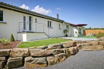 Comfortabel en bekoorlijk vakantiehuis voor 9 personen in Butgenbach (Manderfeld)