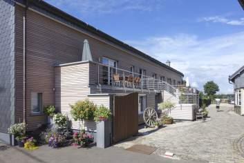 Luxueus appartement voor familie tot 7/9 pers aan meer van Butgenbach