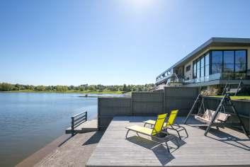 Super-de-luxe appartement aan het meer van Butgenbach