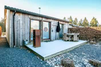 Vakantiechalet voor 6 personen te huur aan het meer van Butgenbach