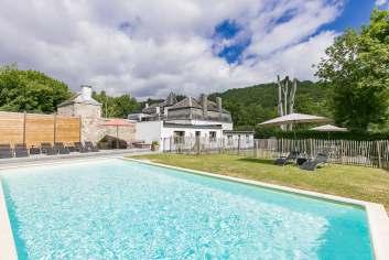 Charmant vakantiehuis voor 8 personen in Hastière nabij Dinant