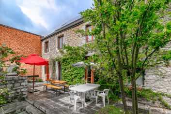 Vakantiehuis in Doische voor 9 personen in de Ardennen