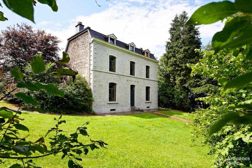 Zeer comfortabel vakantiehuis voor 16 personen te huur in Durbuy: www.ardennes-etape.be/vakantiehuizen-ardennen/Durbuy/Luxe-villa...