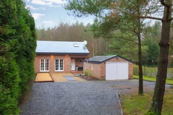 Vakantiehuis voor 4 personen met bar en biljart te huur in Érezée