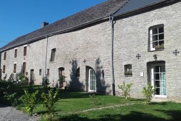 Rustiek en modern huis voor 8 personen in Fauvillers