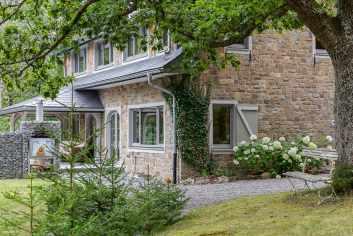 Luxe villa in Francorchamps voor 9 personen in de Ardennen