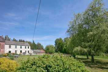 Vakantie op de boerderij in Froidchapelle voor 9 personen in de Ardennen