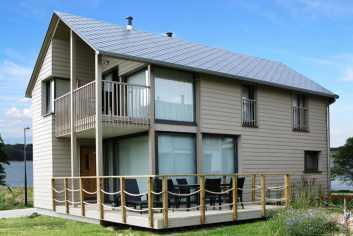 3,5-sterren vakantiehuis in een vakantiegemeenschap in Froidchapelle
