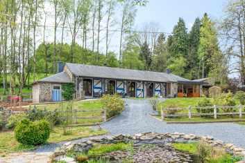 Vakantiehuis voor 4 personen in een uitzonderlijk landgoed in Gedinne