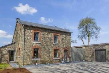 Prachtig 4-sterren vakantiehuis voor 9 personen in de regio van Gouvy