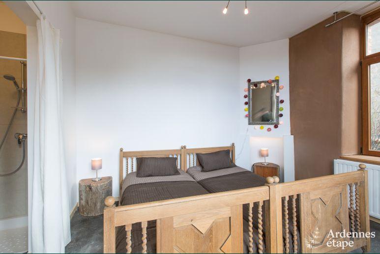 dorpswoning voor 14 personen met 5 slaapkamers te huur in herbeumont