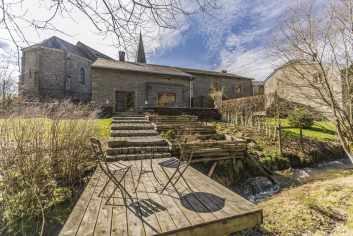 Vakantiehuis in Houffalize voor 8 personen in de Ardennen