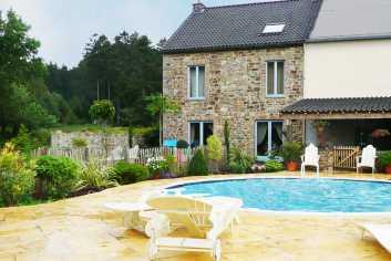 Vakantiehuis in Jalhay (Spa) voor 9 personen in de Ardennen