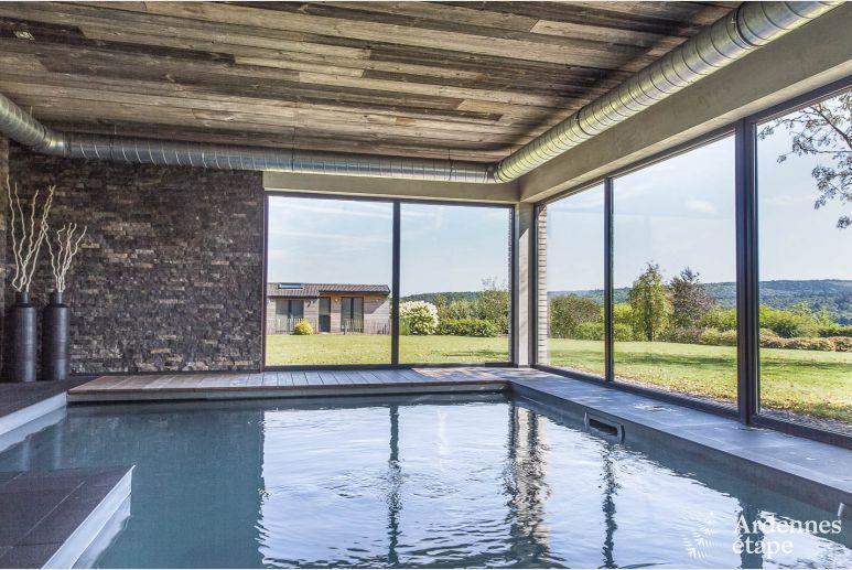 5 sterren villa van topkwaliteit met binnenzwembad in jalhay
