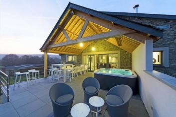 Charmante en luxueuze vakantiewoning voor 9 personen te huur in La Roche