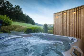 Luxe villa in Lierneux voor 8 personen in de Ardennen