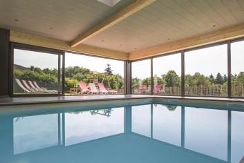Fantastische, luxueuze 5-sterren villa te huur in Malmedy