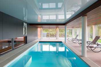 Super-de-luxe vakantievilla voor 8 personen met wellness in Malmedy
