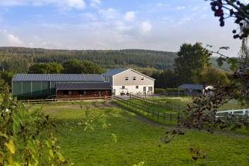 Elegant 4-sterren vakantiehuis op de boerderij voor 4 pers in Nassogne