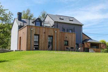 Goed uitgerust vakantiehuis voor 7 personen te huur in Paliseul