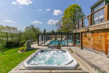 Luxe villa in Redu voor 9 personen in de Ardennen