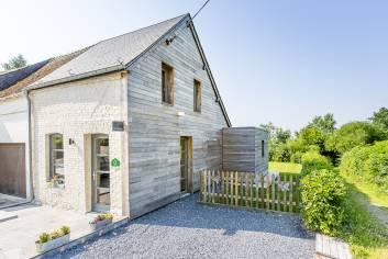Kleine dorpswoning te huur in Sivry Rance voor 4 personen