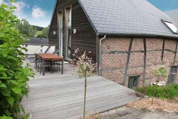 Goed uitgerust vakantiehuis voor 4 pers voor een verblijf in Somme-Leuze
