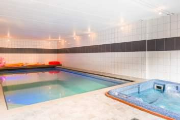 Luxe villa in Spa (Jalhay) voor 9 personen in de Ardennen