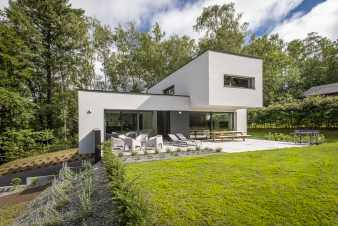 Luxe villa in Spa voor 12 personen in de Ardennen