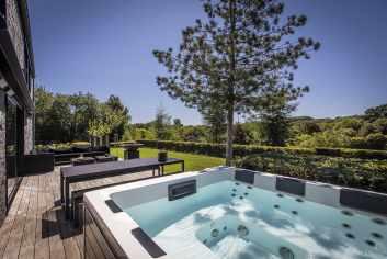 Luxe villa in Sprimont voor 6/8 personen in de Ardennen
