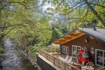Chalet in Stoumont voor 6 personen in de Ardennen