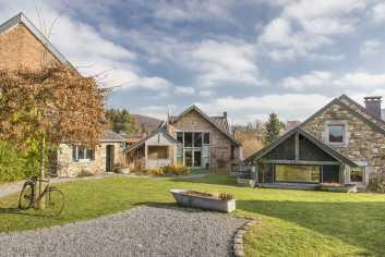 Charmant vakantiehuis met sauna te huur voor 7 personen in Theux