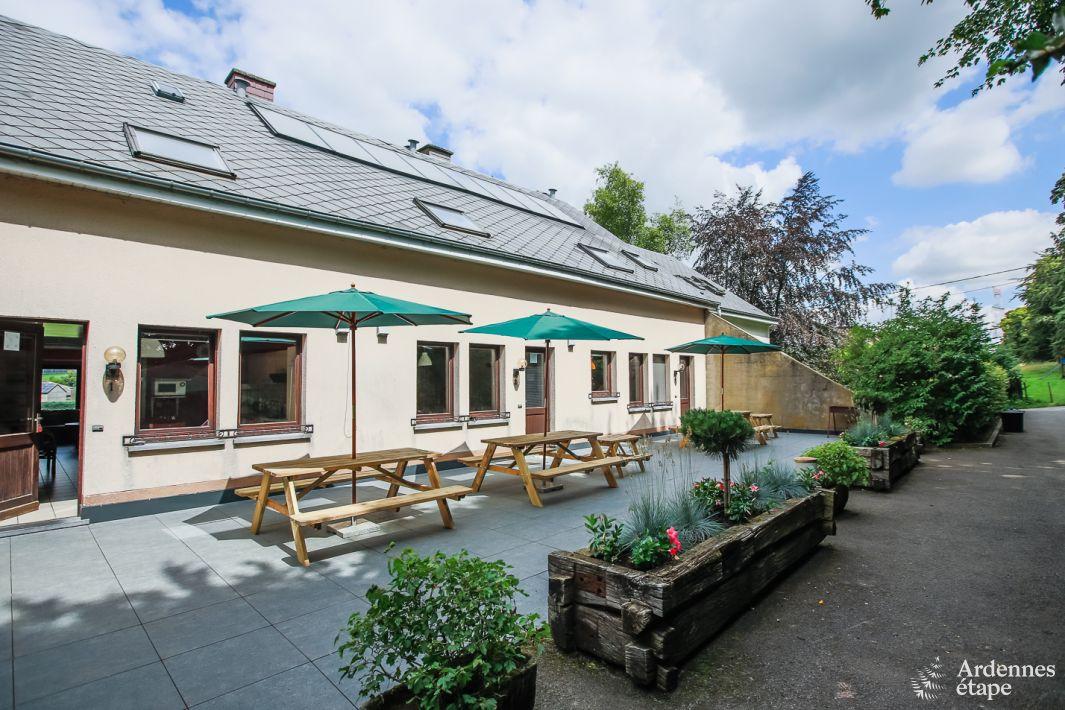 Vakantiehuis met grote capaciteit nabij vaux sur s re in de provincie luxemburg - Boerderij luxemburg ...
