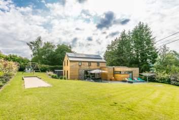 Luxe villa in Vielsalm voor 7/8 personen in de Ardennen