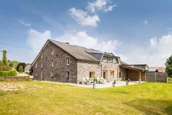 Vakantiehuis in Vielsalm voor 9 personen in de Ardennen