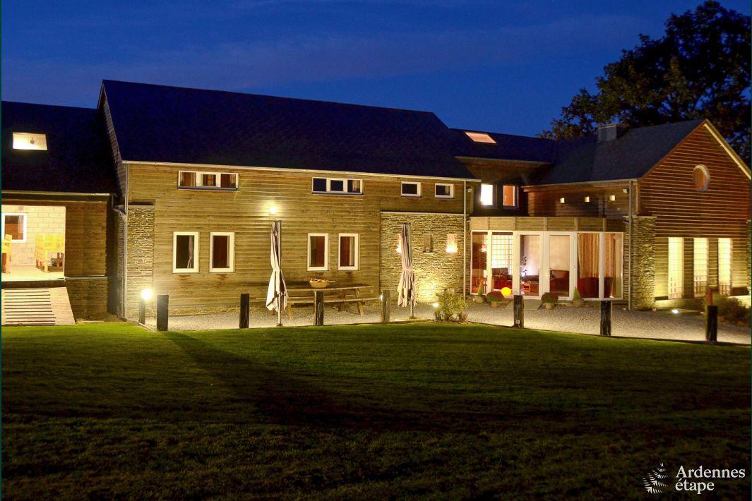 Luxueus 4 sterren vakantiehuis op de boerderij voor 26 pers in vielsalm - Boerderij luxemburg ...