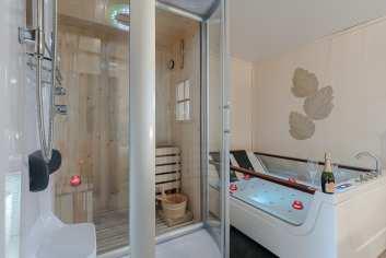 Chalet in Viroinval met sauna hammam voor 2/4 personen in de Ardennen