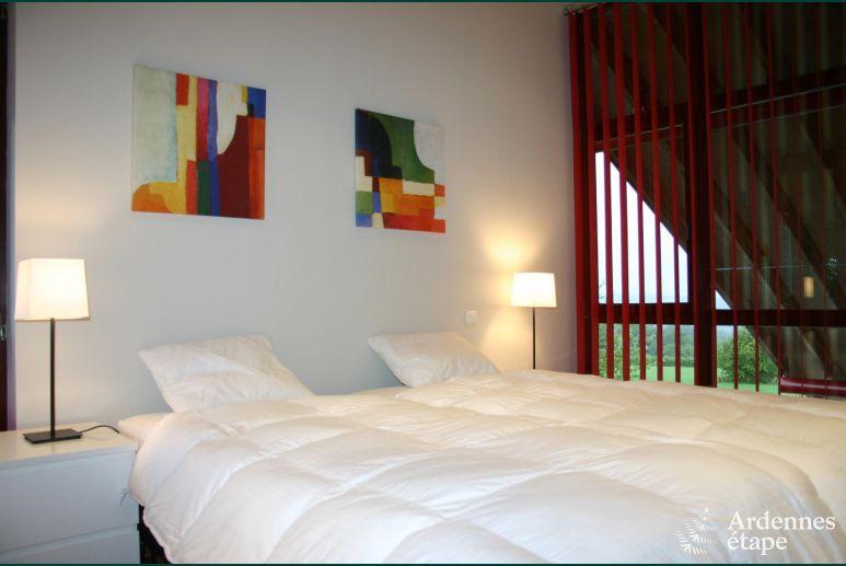 Zeer comfortabel vakantiehuis te huur voor 8 personen in Waimes