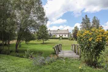 Vakantiehuis met karakter in een hoeve dichtbij Wiltz te huur voor 6 personen
